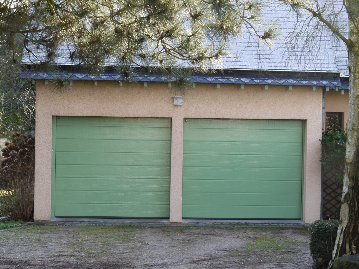 portes-de-garage-sectionnelle-double